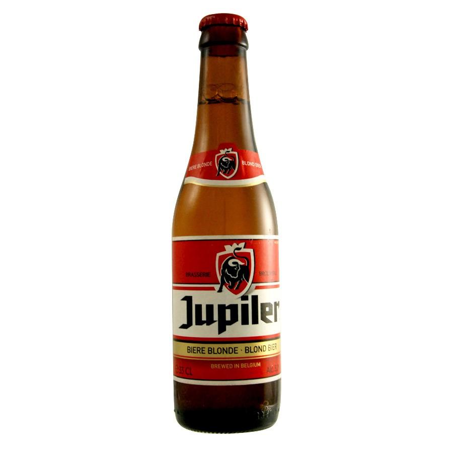 Bière Jupiler (5,2° - 33cl) (Bière)