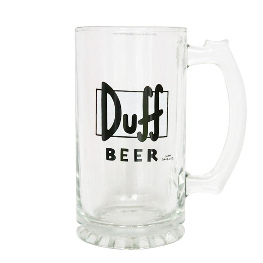 verre a biere duff