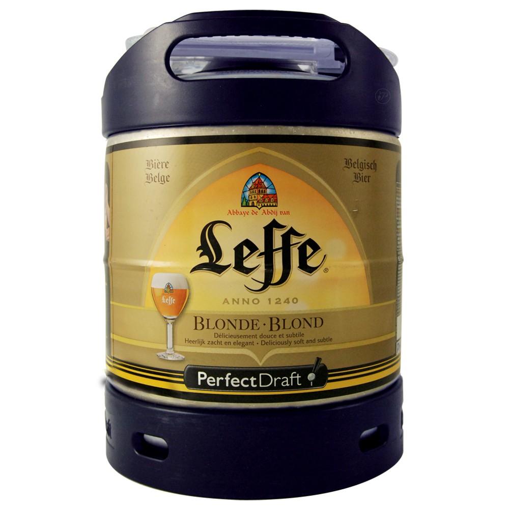 perfectdraft fut de biere 6 litres abbaye leffe. Black Bedroom Furniture Sets. Home Design Ideas