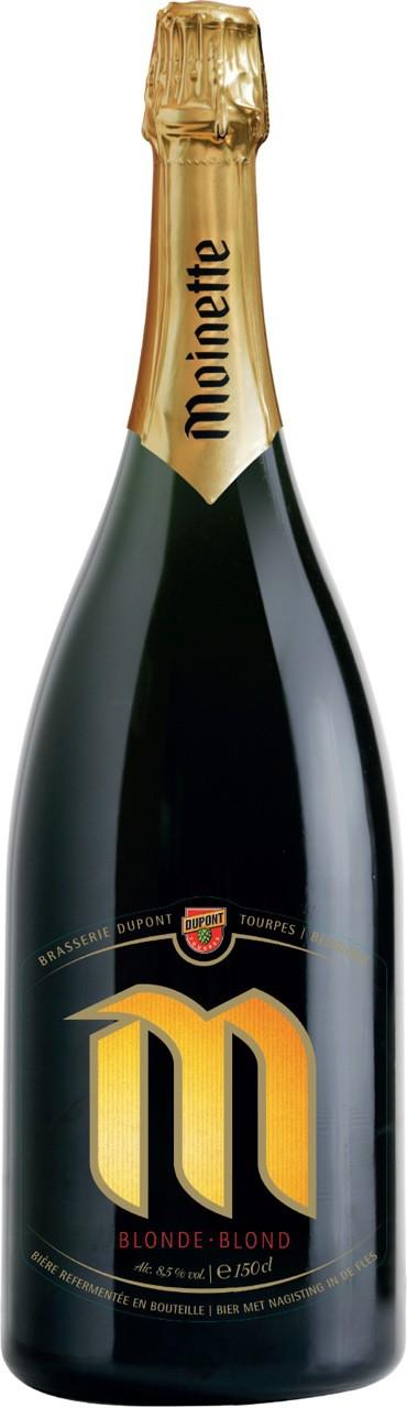 Magnum de bière Moinette Blonde (8,5° - 1,5L)