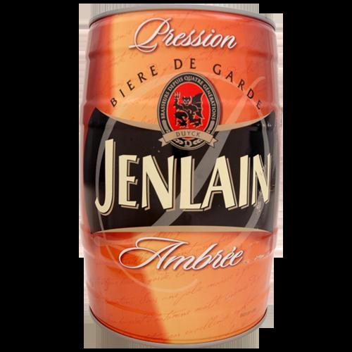 Fut de biere 5l Jenlain Ambree (Bière)
