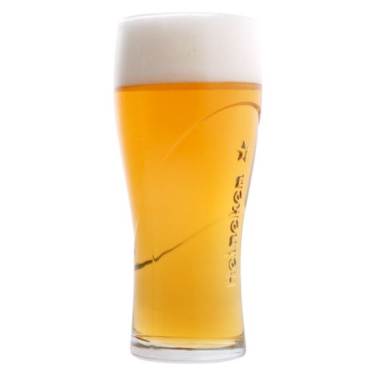 Verre de bière Heineken 50cl