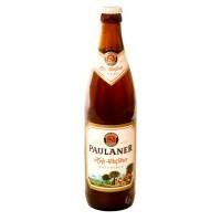 Bouteille de bière Paulaner Hefe Weizen 5,5°