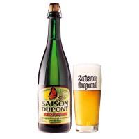 Bouteille de bière Saison Dupont 6,5° 75cl