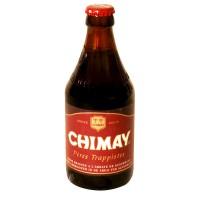 Bouteille de bière Chimay Rouge 7°