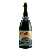 Bouteille de bière Magnum St Feuillien 8° 150cl.