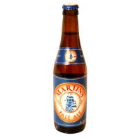 Bouteille de bière Martin's Pale ale