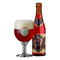Bouteille de bière Fruit Defendu 8,8°