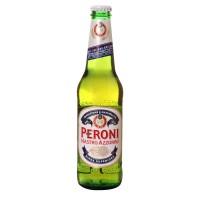 Bouteille de bière Nastro Azurro Peroni 5,1°