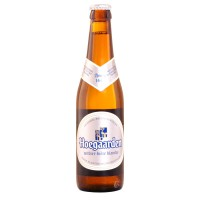 Bouteille de bière Hoegaarden 33cl