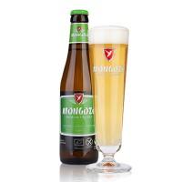 Bouteille de bière BIO MONGOZO BIERE SANS GLUTEN 5° (Bière)