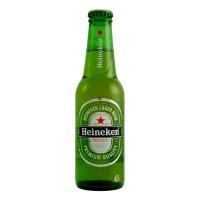 Bouteille de bière Heineken 33 cl (Bière)