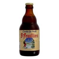biere St Feuillien Cuvee de Noel 33cl