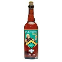 Bouteille de bière ST BERNARDUS TRIPLE 8° (Bière)