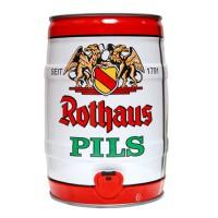 Fut de bière Allemande ROTHAUS PILS (Bière)