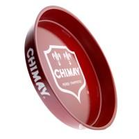 Plateau de bar bière Chimay argent (Objet publicitaire)