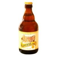 Bouteille de bière Kasteel Triple Blonde 11°