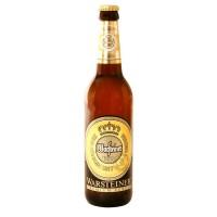 Bouteille de bière Warsteiner