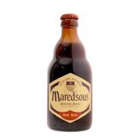 Bouteille de bière Maredsous 8° Brune