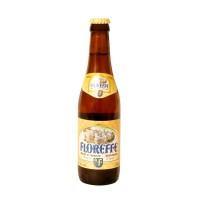 Bouteille de Bière belge FLOREFFE TRIPLE