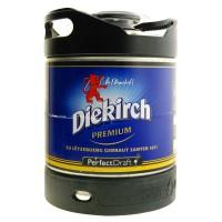 Fût de bière Perfectdraft Diekirch Premium