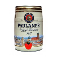 Fut de bière Allemande PAULANER ORIGINAL