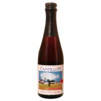 Bouteille de bière Kriek Cantillon 5°