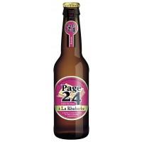 Bouteille de bière PAGE 24 RHUB IPA 6.9°