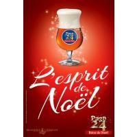 Bouteille de bière Page 24 Noël 6.5° 75cl