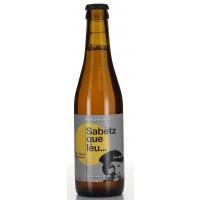 Bouteille de bière Sabetz Que Leu 7° 33cl