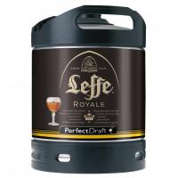 Bière Leffe Royale (7,5° - Futs PerfectDraft - 6 Litres)