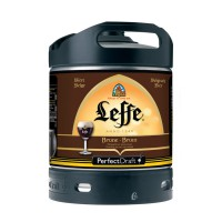 Fut de bière Leffe Brune