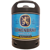 Fut de biere Lowenbrau 6L perfectdraft