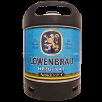 Fut de bière allemande Lowenbrau