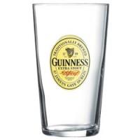 Pinte à bière Guiness