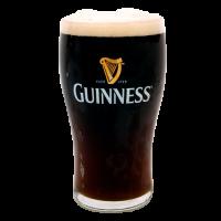 Verre a biere Guiness